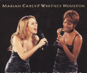 Whitney Houston & Mariah Carey
