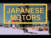 Japanese Motors - Single Fins & Safety Pins