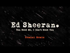 Ed Sheeran - You Need Me, I Don't Need You (Gemini Remix) Out Now