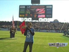 Must See LBTV - Singing The Anthem at The Titans Game