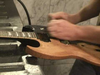 FRESNO - Pintura da guitarra do Vavo