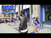 Jason Derulo - NYC Flash Mob With Knicks City Dancers
