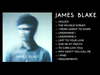 James Blake - album sampler