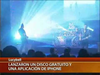 LucybellTV - Lucybell Tour @ Canal 13 (Chile)