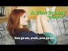 A Fine Frenzy - Happier (Lyrics Video)