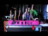 Zebrahead - Southside 2012 - Backstage before show!