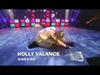 Holly Valance - Kiss Kiss (Saturday Live Show 13.04.2002)