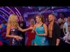Holly Valance & Artem Chigvintsev - Strictly Come Dancing 2011 / Week 2 - Performance & Votes