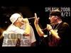 Kool Savas - Splash! 2008 #4/21: Da bin, da bleib (OfficialLive-Video 2008)