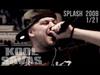 Kool Savas - Splash! 2008 #1/21: Tot oder lebendig Intro (OfficialLive-Video 2008)