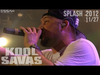 Kool Savas - Splash! - 2012 #11/27: King of Rap / Ein Wunder (OfficialLive-Video 2012)