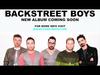 Backstreet Boys - A Mashup of Brand New Songs