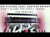 Bingo Players - Don't Blame The Party (Mode) (Firebeatz Remix)