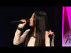 Jessica Sanchez - No One Compares live from YouTube Space LA