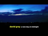 David Gray - Knowhere