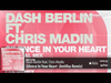 Dash Berlin - Silence In Your Heart (Antillas Remix) (feat. Chris Madin)