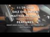 Daz Dillinger - MATTER OF DAYZ - SAMPLER