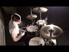 Ellie Goulding - Burn (Little Dave Drum Cover) Satellites & Sirens