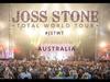 JSTWT - Australia- Joss meets Chris Tamwoy