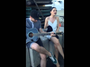 Jessie J - SINGING BANG BANG ACOUSTIC ON SET OF THE BANG BANG VIDEO