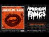 American Fangs - Pass It Along