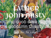 Father John Misty - Nothing Good Ever Happens At The Goddamn Thirsty Crow (ALBUM STREAM 6 of 11)