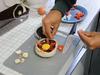 How To Make Mushroom omelette - آموزش درست کردن املت قارچ
