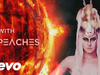Jean-Michel Jarre with Peaches Track Story