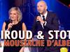 CECILE GIROUD & YANN STOTZ - La Moustache d'Albert / Live dans les Années Bonheur