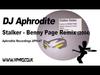 Aphrodite - Stalker - Benny Page Remix (2004)
