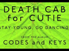Death Cab for Cutie - Stay Young, Go Dancing (Audio)