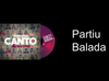 Canto Para Bailar - Partiu Balada