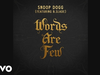 Snoop Dogg - Words Are Few (feat. B Slade) (Audio) (Clean Edit) ft. B Slade)