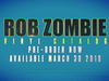 Rob Zombie - Vinyl Catalog - Available March 30