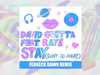 David Guetta - Stay (Don't Go Away) (feat Raye) (Ferreck Dawn Remix)