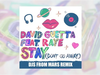 David Guetta - Stay (Don't Go Away) (feat Raye) (Djs From Mars Remix)