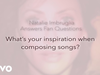 Natalie Imbruglia - Inspiration When Composing