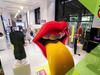 Selfridges x The Rolling Stones - Timelapse