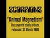 Scorpions - Animal Magnetism Album Fact Video
