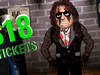 ALICE COOPER LIVE TICKETS FOR $18!