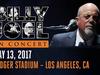 Billy Joel In Concert At Dodger Stadium May 13, 2017