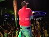 Shaggy - I Need Your Love at club La Vela (Live excerpt 1)