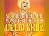 Pitbull - #FunFacts: 5 Career-Defining Moments in the Life of Celia Cruz