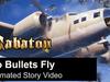 SABATON - No Bullets Fly (Animated Story Video)