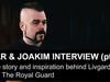 Sabaton's Pär & Joakim talk about the story & inspiration behind Livgardet + The Royal Guard (pt. 2)
