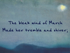 Marianne Faithfull - The Bridge of Sighs (Lyrics Video)
