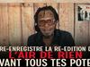 Tété - Tuto: « Pre-enregistre la re-edition de #LairDeRien avant tous tes potes »