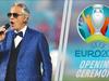 Andrea Bocelli - EURO 2020 opening ceremony