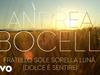 Andrea Bocelli - Fratello Sole Sorella Luna (Dolce è Sentire) (Visualiser)