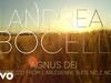 Andrea Bocelli - Agnus Dei (Intermezzo from L'arlésienne Suite No.2, No.6) (Visualiser)